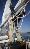 Gary sailor recalls first Mackinac race as he prepares for regatta