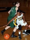 Marian Catholic junior Ashton Millender