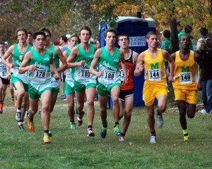 Valpo boys, Chesterton girls tops at New Prairie Cross Country Regional