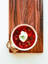 Winter soups with global attitude
