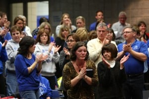 Lake Central teachers lash out over raises for administrators