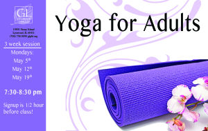 Yoga for Adults