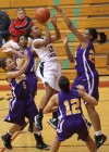 Tiajaney Hawkins sets career high in win over Gavit
