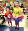 Eisenhower students celebrate Dr. Seuss' birthday with green eggs and ham