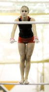 Kurtz hopes to lead Portage gymnastics team to another run at state