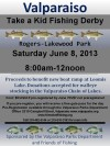 Take a Kid Fishing June 8