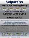 Take a Kid Fishing June 8