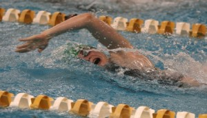 Chesterton girls swimmers struggle in sectional prelims
