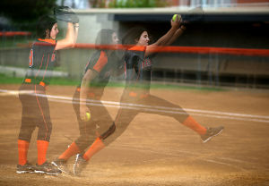 Beecher's Sarah Crews is Times softball player of the year