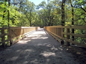 Goodenow Grove offers sanctuary for animals, hikers