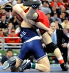 Cedar Lake native Andrew Howe wins NCAA wrestling title