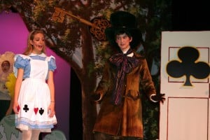 'Alice in Wonderland' brought to life Nov.16-18 by Valparaiso High School Drama Club