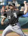 Konerko has two hits, Sox tie again