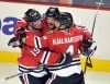 Hawks clinch playoff berth