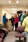 Old Porter hospital has giant 'garage' sale