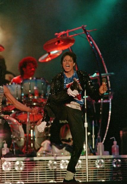 Michael Jackson S Victory Tour Nwitimes Com