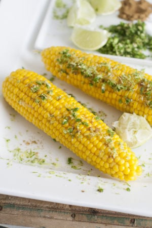 10 fresh ways to dress corn on the cob