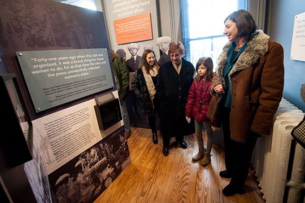 New Porter Co. Museum exhibit focuses on local women