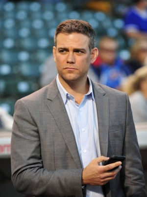 Epstein sees Cubs competing for division next year