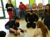 MHS students used their talents to help kitten with limited mobility