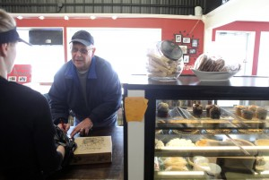 Marilyn's Bakery serves a slice of charity