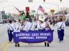 Hammond holiday parade steps off Saturday