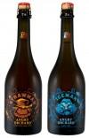 Angry Orchard Strawman and Iceman Hard Ciders