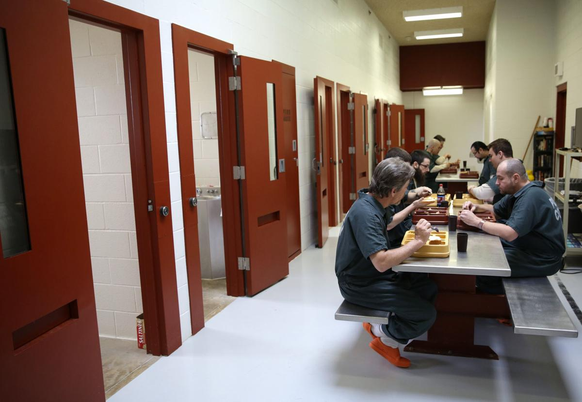 Porter county jail s god pod continues to help inmates