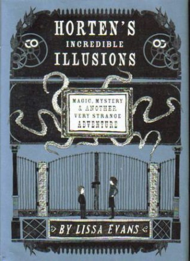 Calendar Mysteries May Magic : Quot horten s incredible illusions by lissa evans books