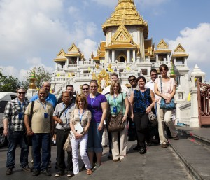 IU Northwest weekend MBA students benefit from international experience
