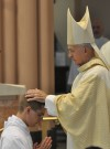 Bishop Ordains Benjamin Ross