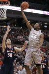 Lighty, Buford take turns for Buckeyes in win