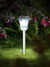 Right at Home: Solar lighting for the garden