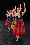 Gypsy Girls of Duquesne University Tamburitzans