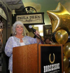 Paula Deen at Grand Opening of her Restaurant at Horseshoe Casino and Hotel in Elizabeth, Ind.