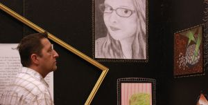Gallery: Valparaiso High School hosts 23rd annual Honors Art Show
