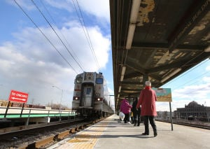 South Shore proponents lay tracks for expansion