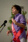 Jones Elementary students shine in declamation contest