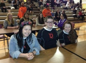 Lowell High Science team competes in Academic Super Bowl state finals