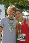 Husband and wife among top placers at Honolulu Marathon