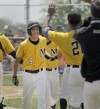 Marian Catholic baseball team wins first-ever sectional title