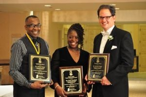 Awards presented at Community Center Development Corporation ball