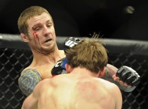 Wineland outslugs Pickett at UFC 155