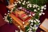 Eastern Orthodox parishioners celebrate Pascha