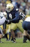 Notre Dame's Louis Nix has 'Bama on the brain