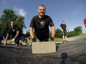 Boot camp workout pushes Times reporter to the limit