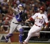 Cubs beat Cards, give NL Central to Brewers