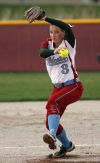 Hanover Central's Ashley Yoways
