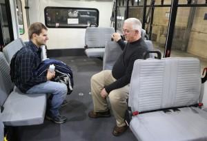 LaPorte unveils propane-powered buses