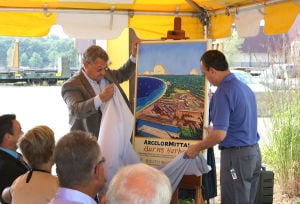 ArcelorMittal Burns Harbor gets its own South Shore poster